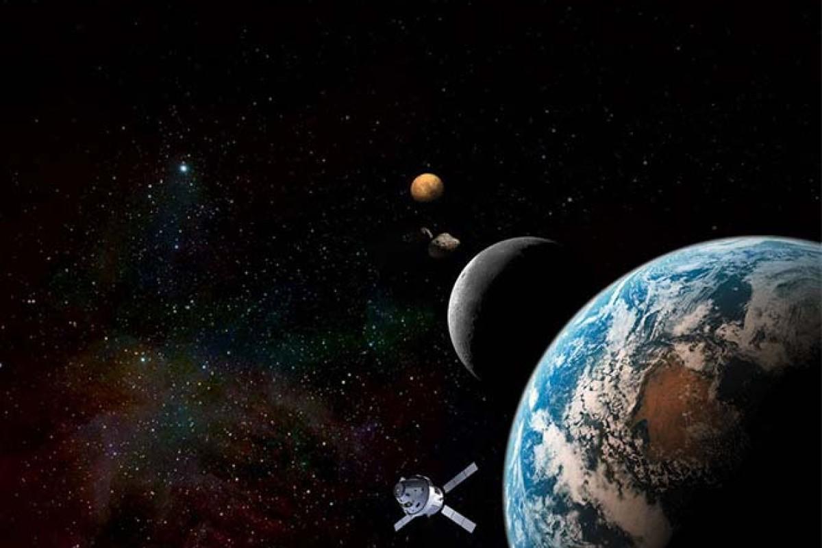 El asteroide que pasará por la Tierra en Halloween