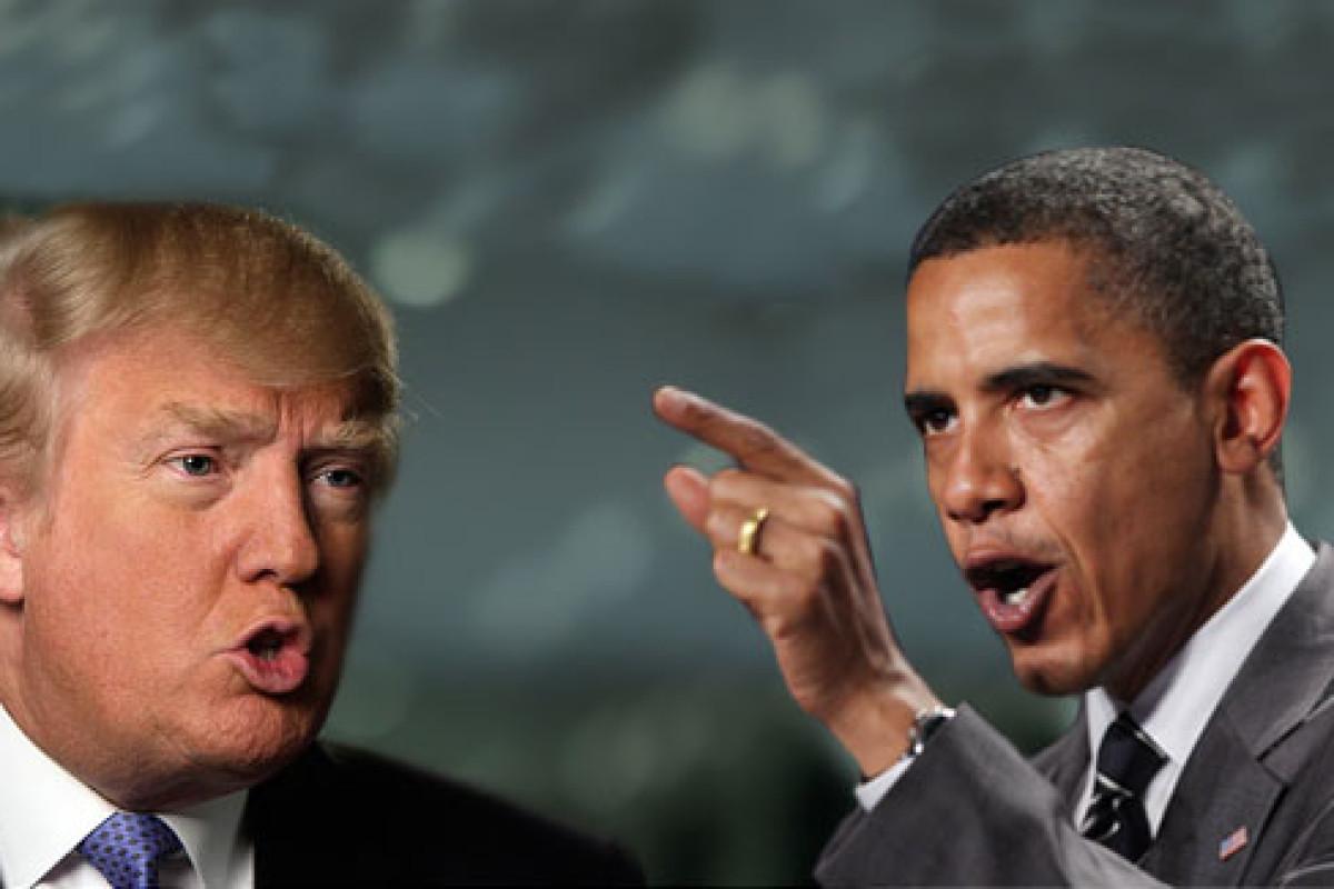 Según Obama, Trump no será presidente de E.E.U.U