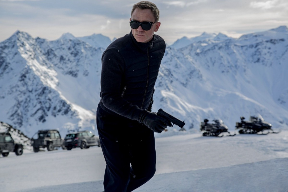 "James Bond vuelve en ""Spectre"""