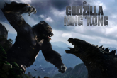 ¡Godzilla y King Kong se enfrentan!