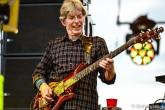Phil Lesh, bajista de Grateful Dead, revela su batalla contra el cáncer