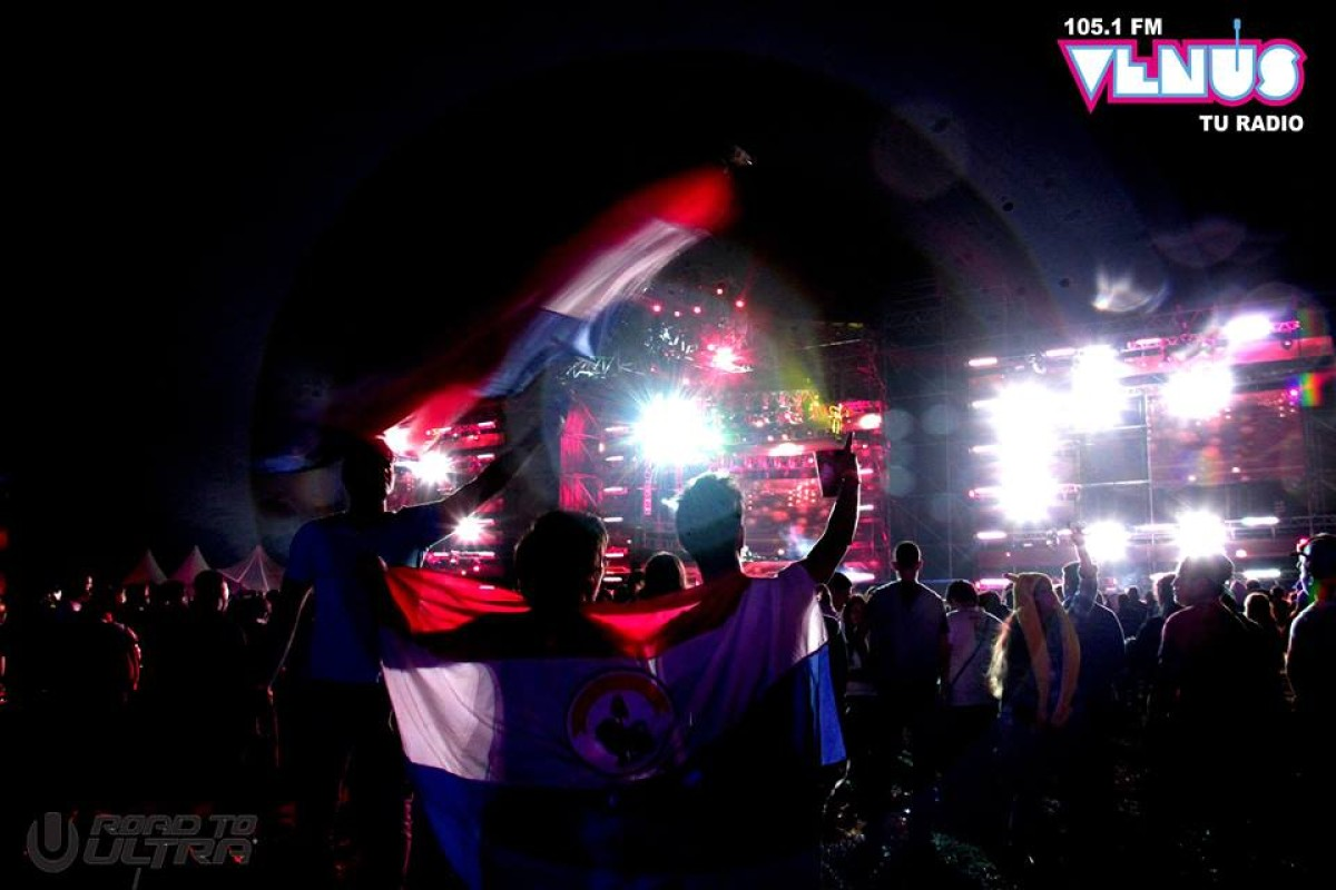 Road to Ultra 2015