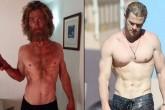 Thor al borde de la delgadez extrema