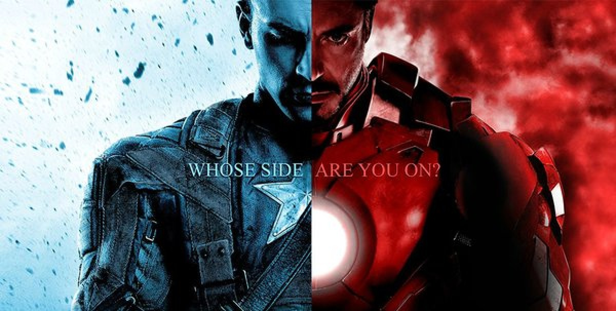 Euforia por trailer de Captain America: Civil War