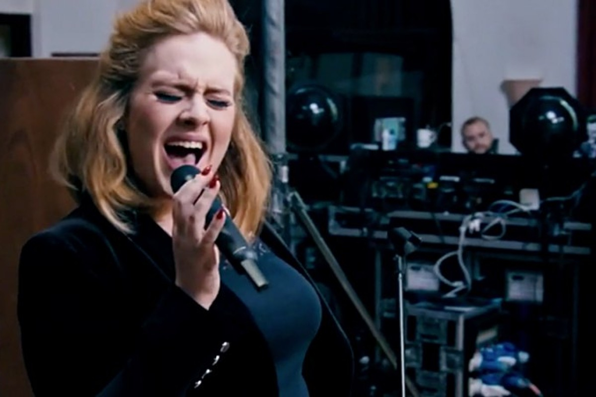 "Adele lanza su nuevo single ""When We Were Young"""