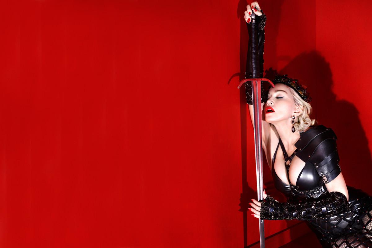 Madonna regresa a España para defender su trono