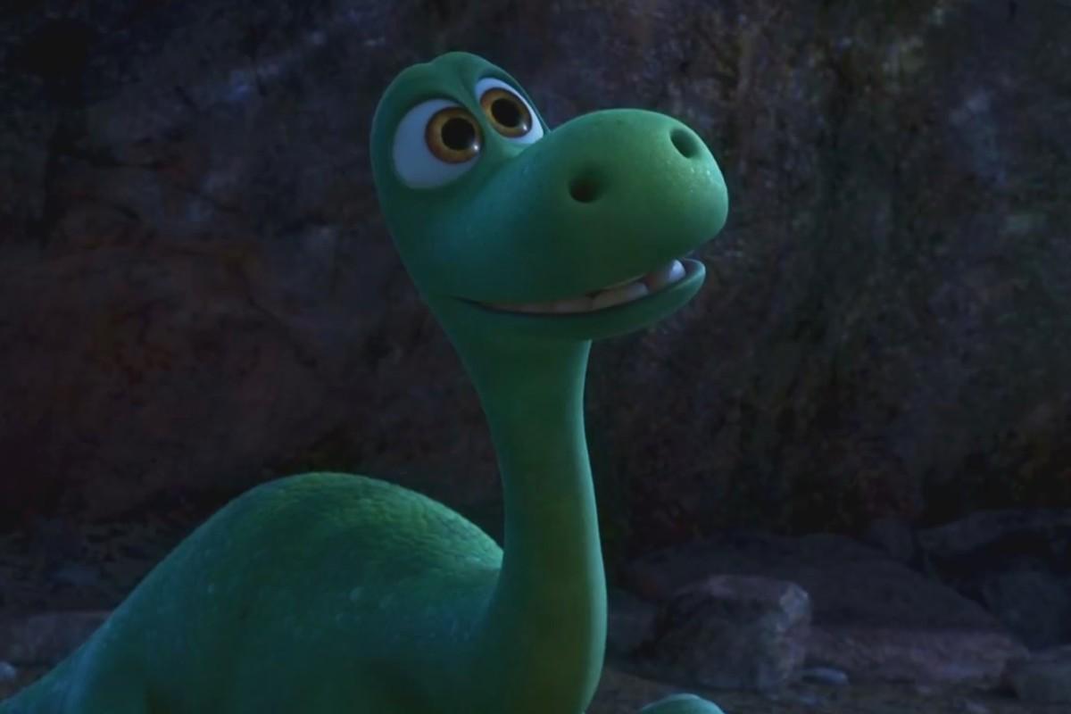 Pixar y su nueva película Un Gran Dinosaurio