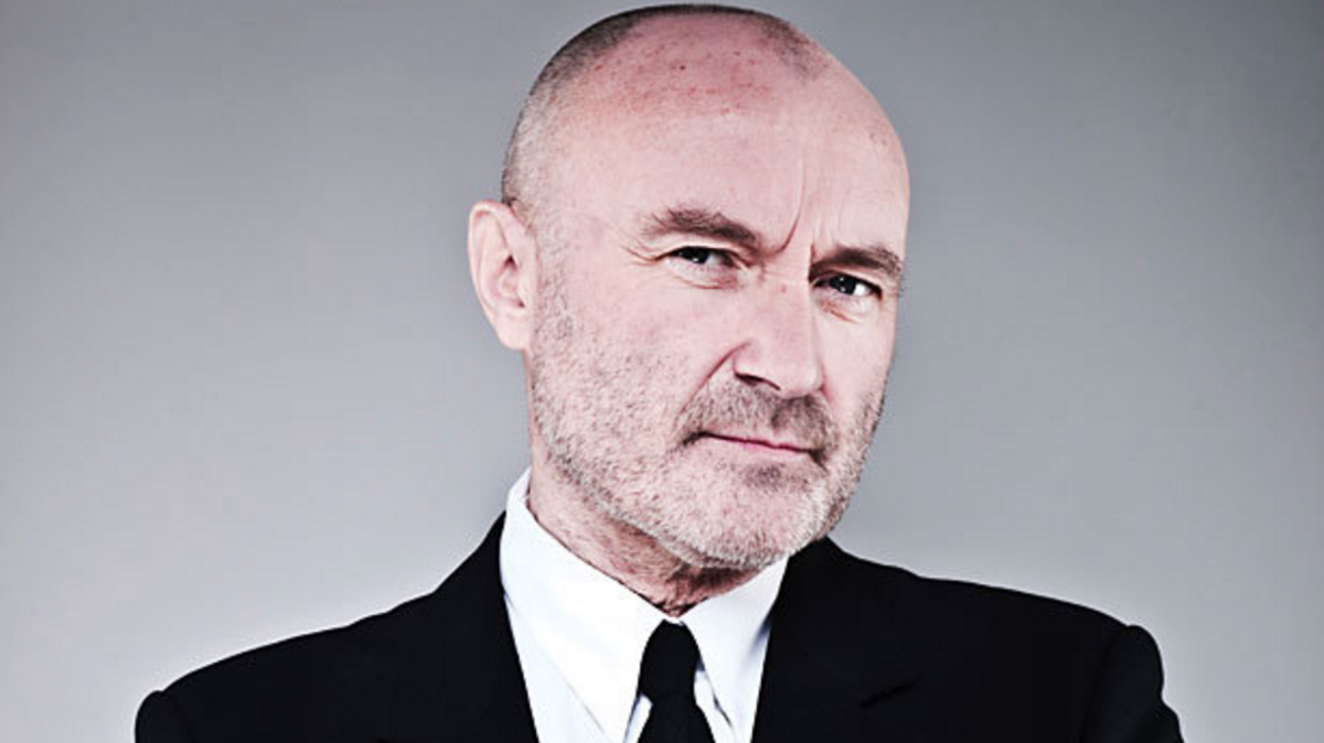Piden a Phil Collins que abandone la idea de grabar un disco
