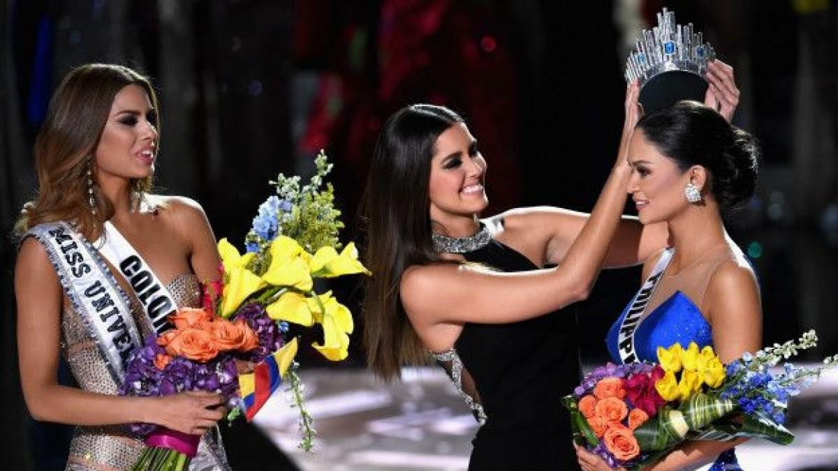El Epic Fail del 2015 podría ser el embarazoso final de Miss Universe 2015