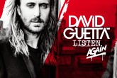 Lo nuevo de David Guetta: Listen Again