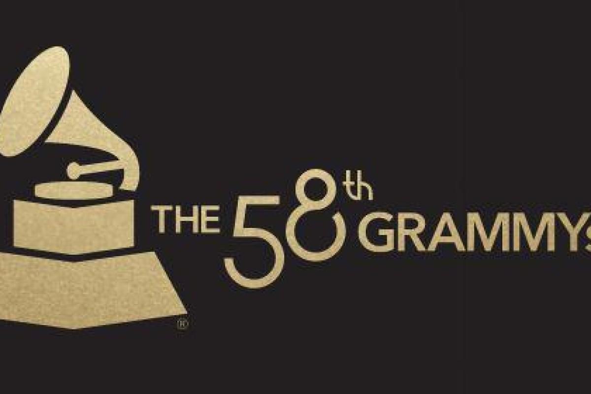 Lista completa de nominados a los Grammy Awards 2016