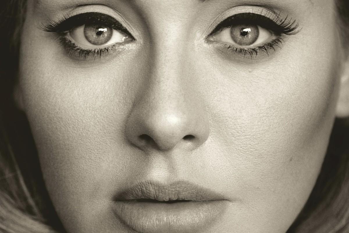 Con 25, Adele rompe otro récord en EEUU.