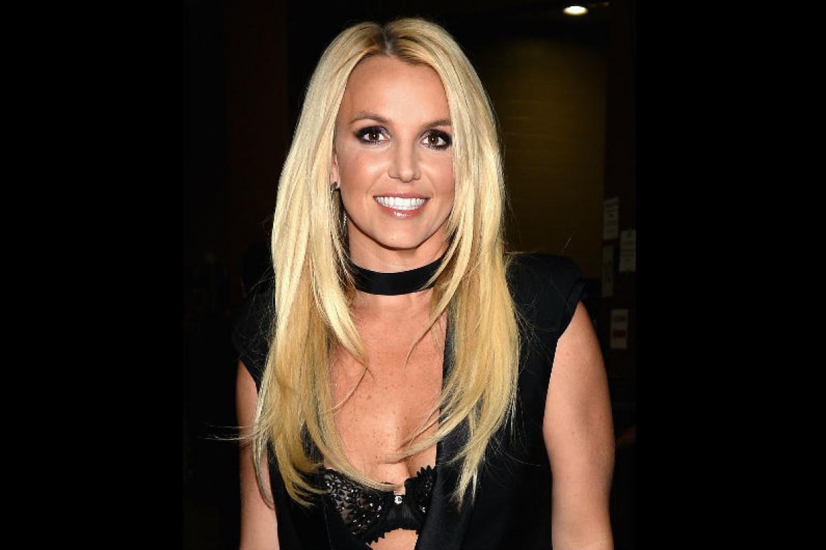 Así luce Britney Spears con 34 años