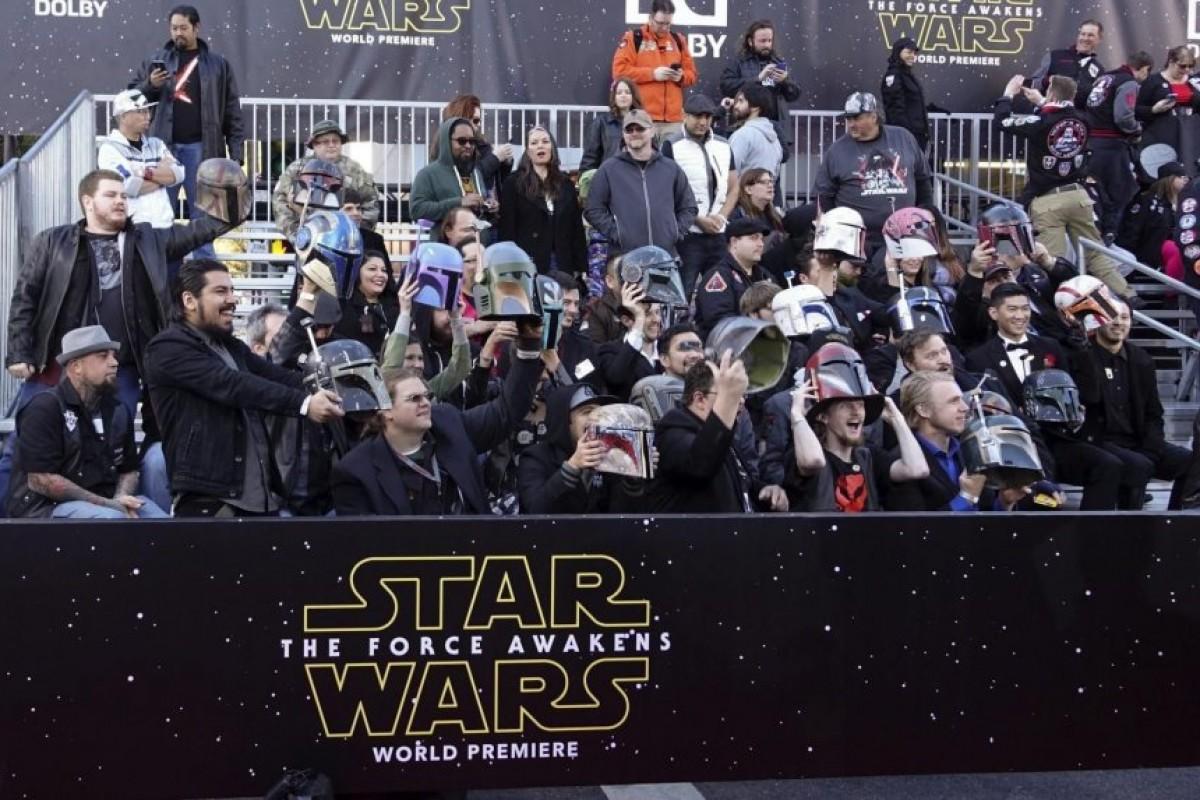 """Fans de """"Star Wars"""" dicen que nueva entrega es lo que esperaban"""