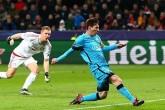 Barcelona empata en campo del Leverkusen y elimina al equipo alemán