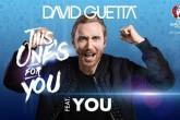 David Guetta en la Eurocopa de Francia 2016.