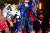 Madonna y un papelón en un concierto