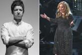 "Noel Gallagher sobre Adele: ""música para abuelas"""