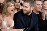La relación de Taylor Swift y Calvin Harris en el 2015