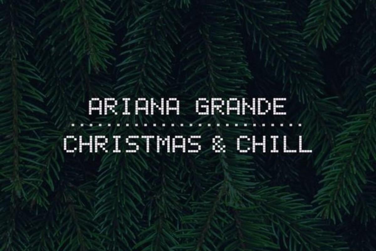 Ariana Grande comparte parte de su disco navideño