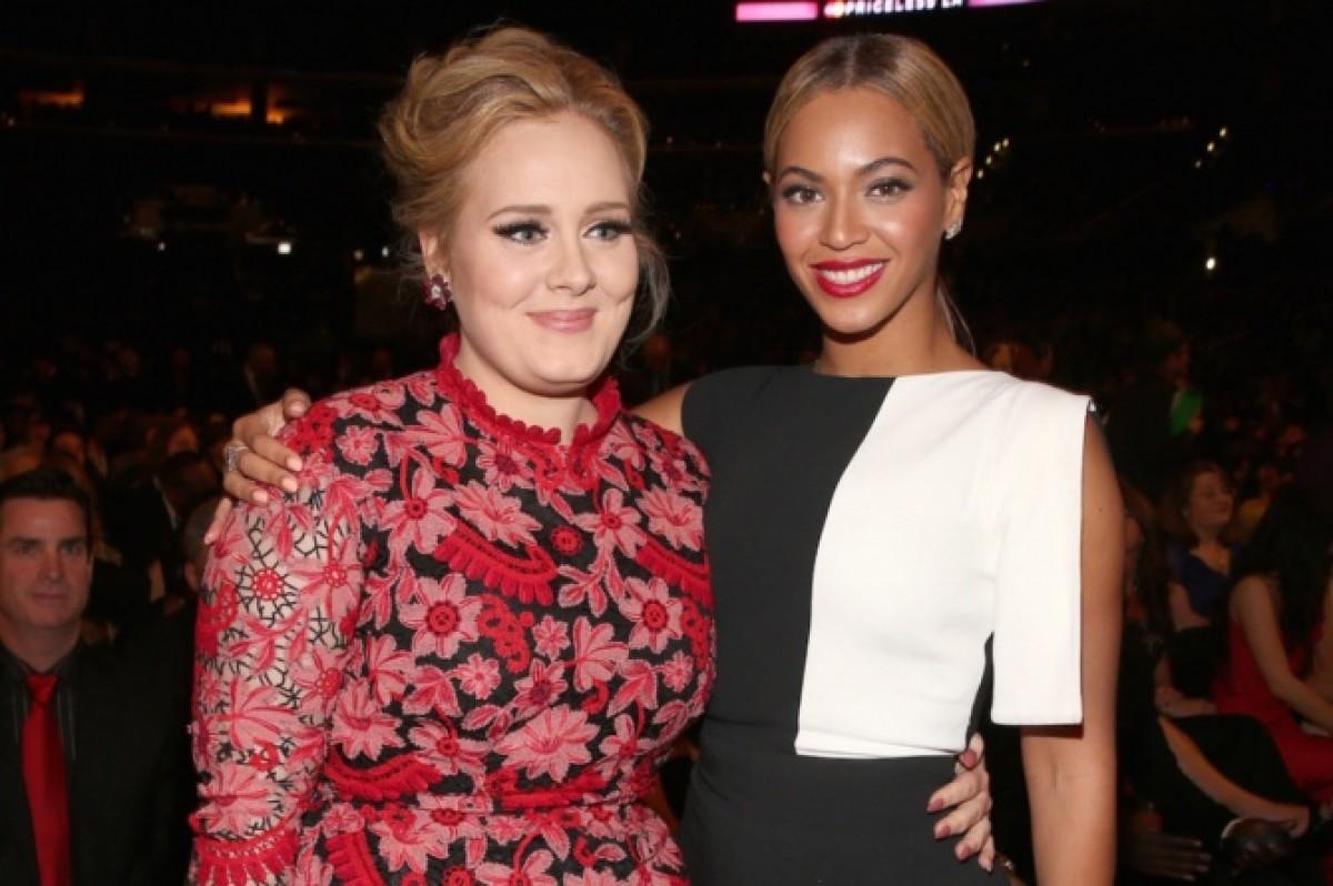 Adele quiere un dúo con Beyoncé
