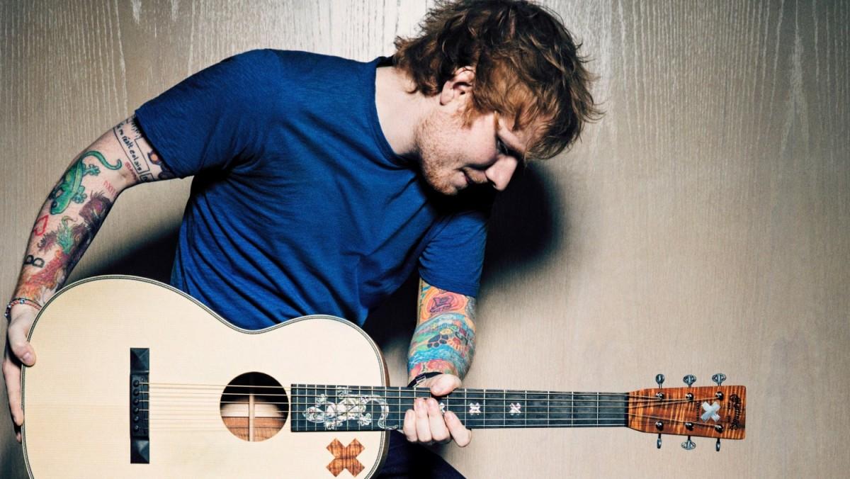 Ed Sheeran le dice adiós a las redes sociales