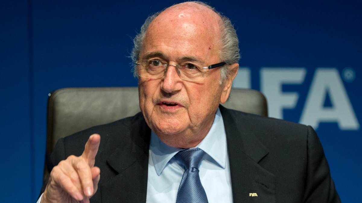 Blatter apelará ante TAS
