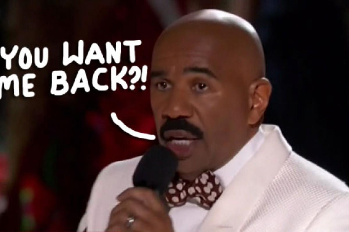 Steve Harvey volverá a ser el presentador de Miss Universe 2016