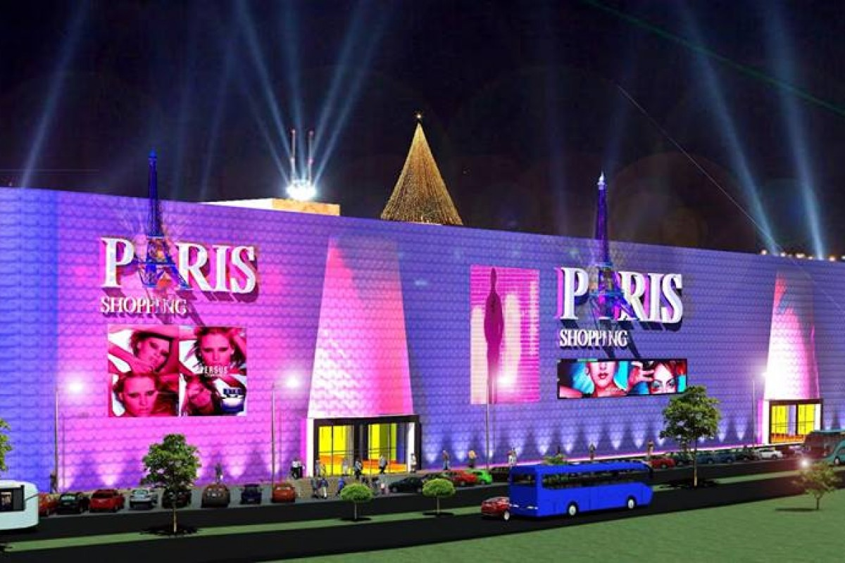 Shopping París tendrá un parque de nieve