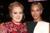 ¿Adele debería temer a Beyonce?