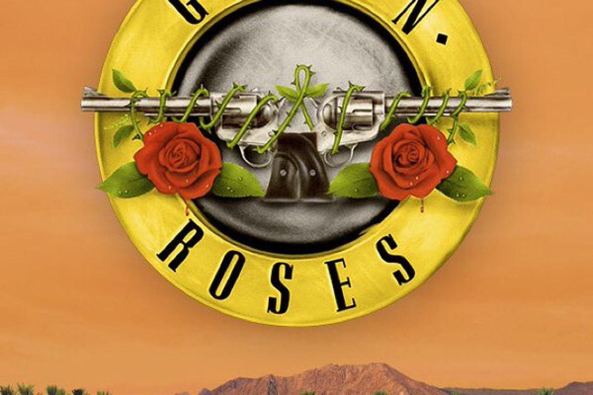 Guns N' Roses encabeza el festival Coachella 2016