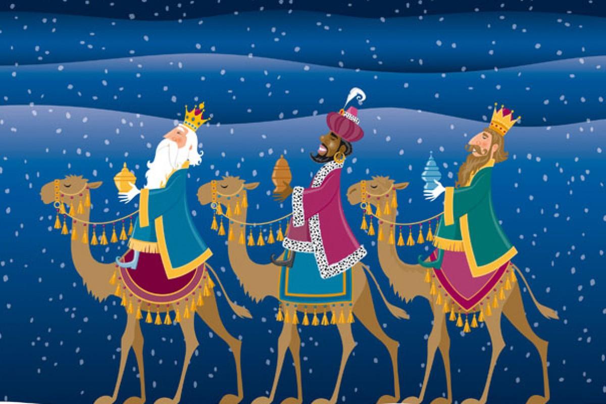 ¿Por qué festejamos los Reyes Magos?