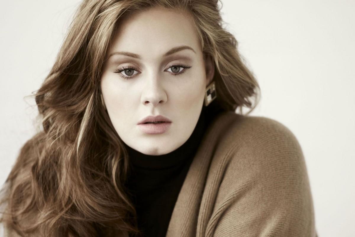 ¡Adele en el gym!