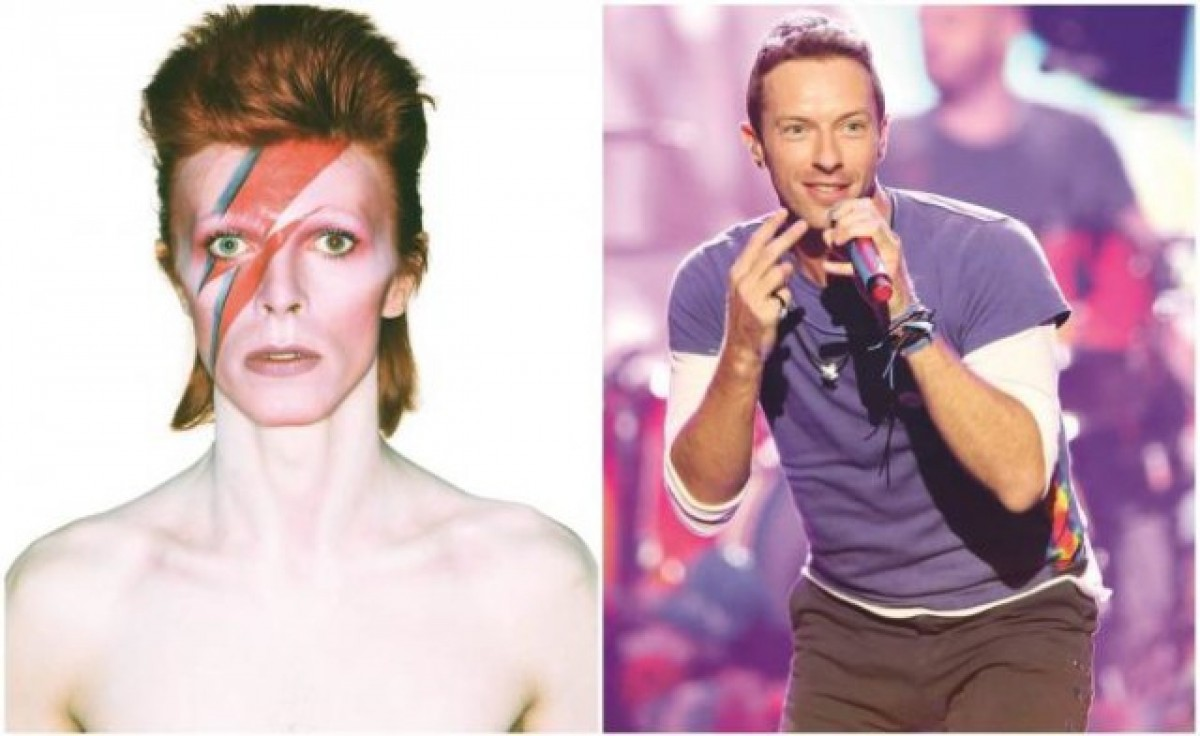 David Bowie habría rechazado a Coldplay