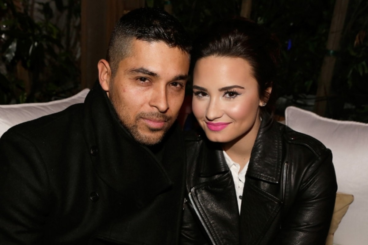 Novio de Demi Lovato revela secreto de su relación