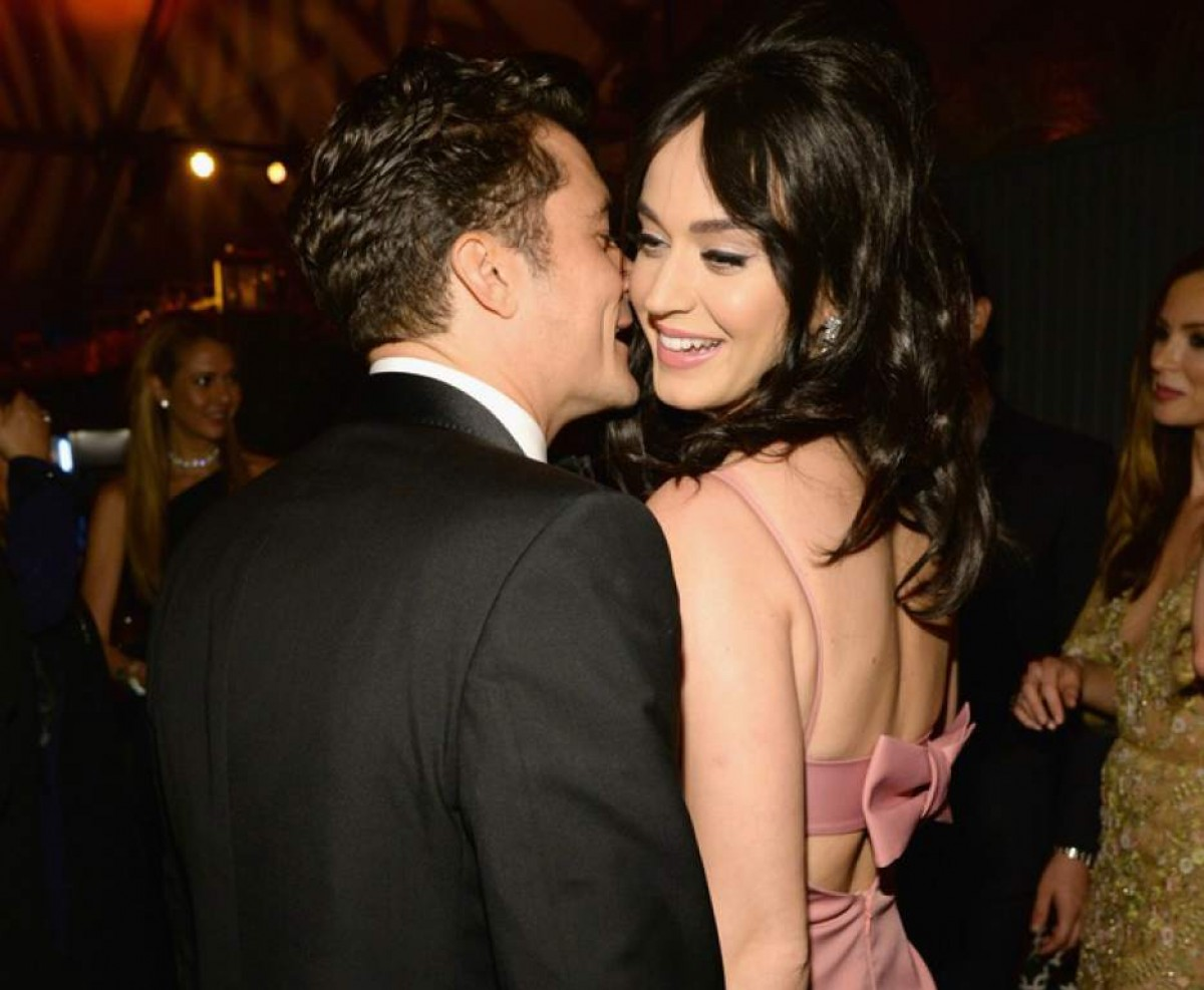 ¿Romance entre Katy Perry y Orlando Bloom?