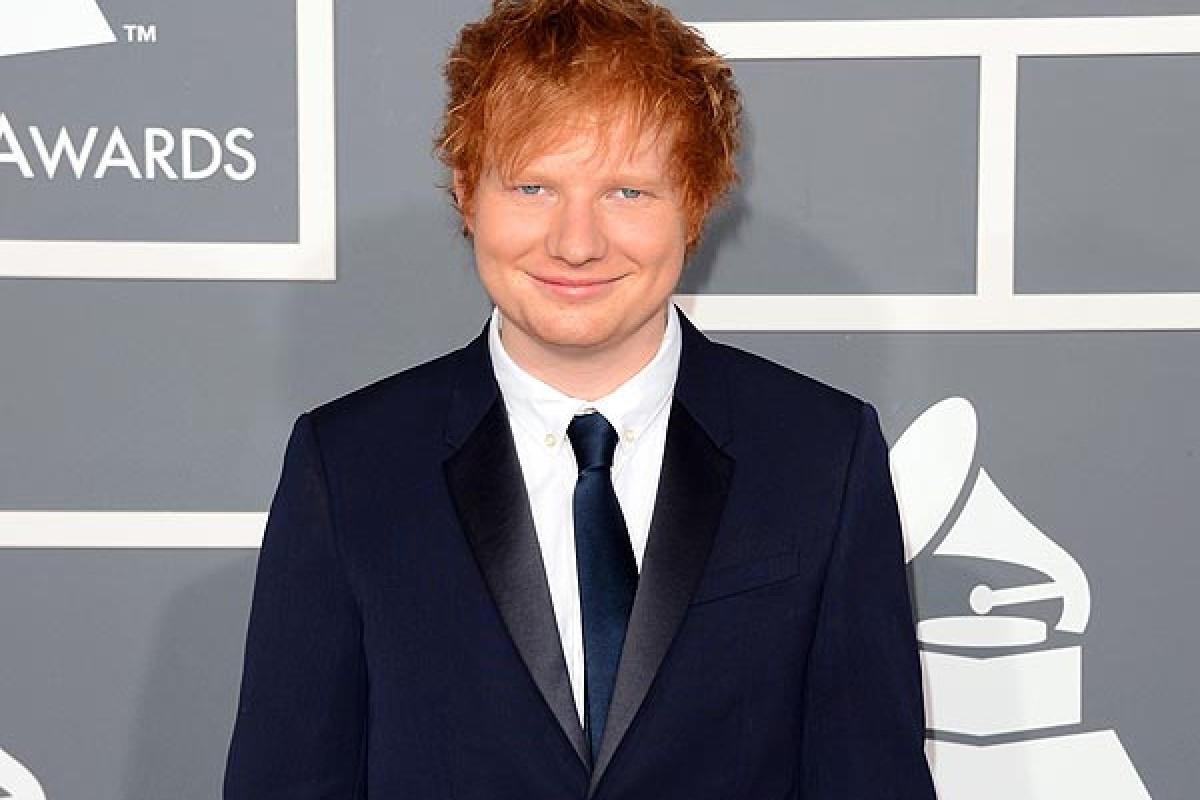 Ed Sheeran boicoteará los GRAMMY Awards si no gana