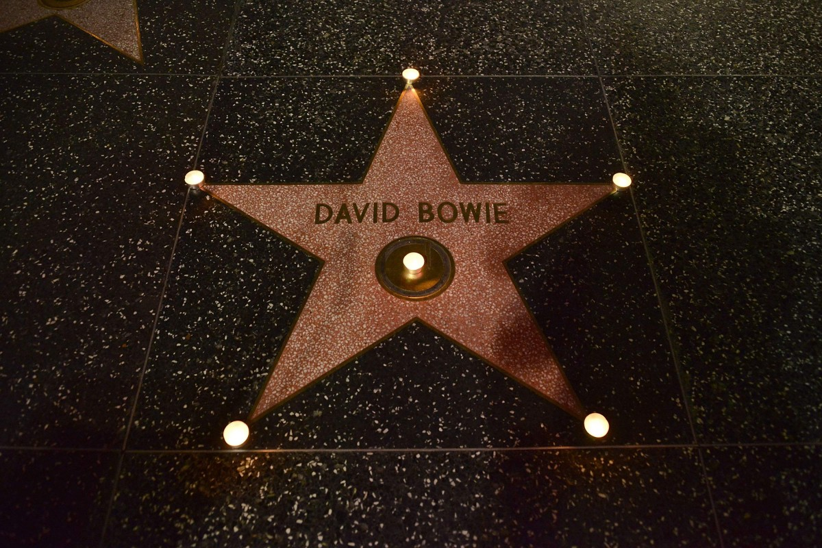 Rinden tributo a David Bowie