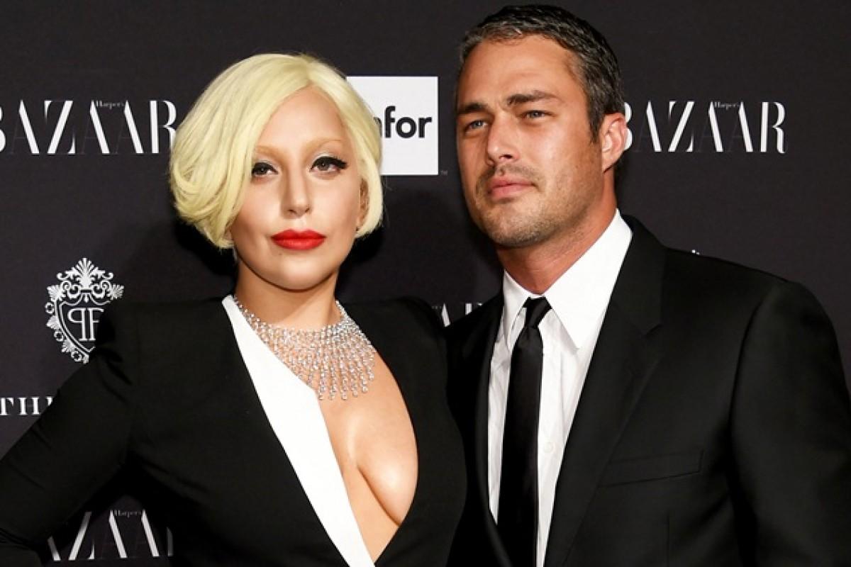 El novio de Lady Gaga se enoja con Leonardo DiCaprio
