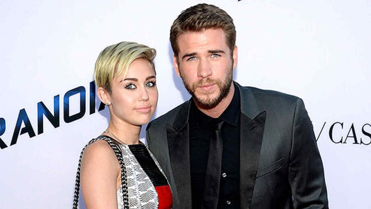 Miley Cyrus cancela conciertos para estar con Liam Hemsworth