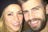 Shakira y Piqué de cumple