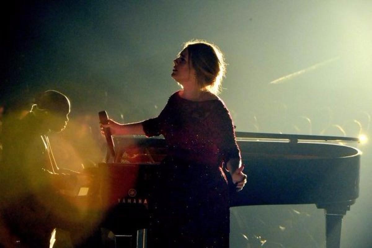 ¿Adele desafinó? La cantante lo aclara
