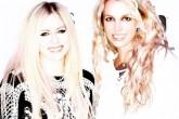 Avril Lavigne tuvo una divertida noche de chicas con Britney Spears