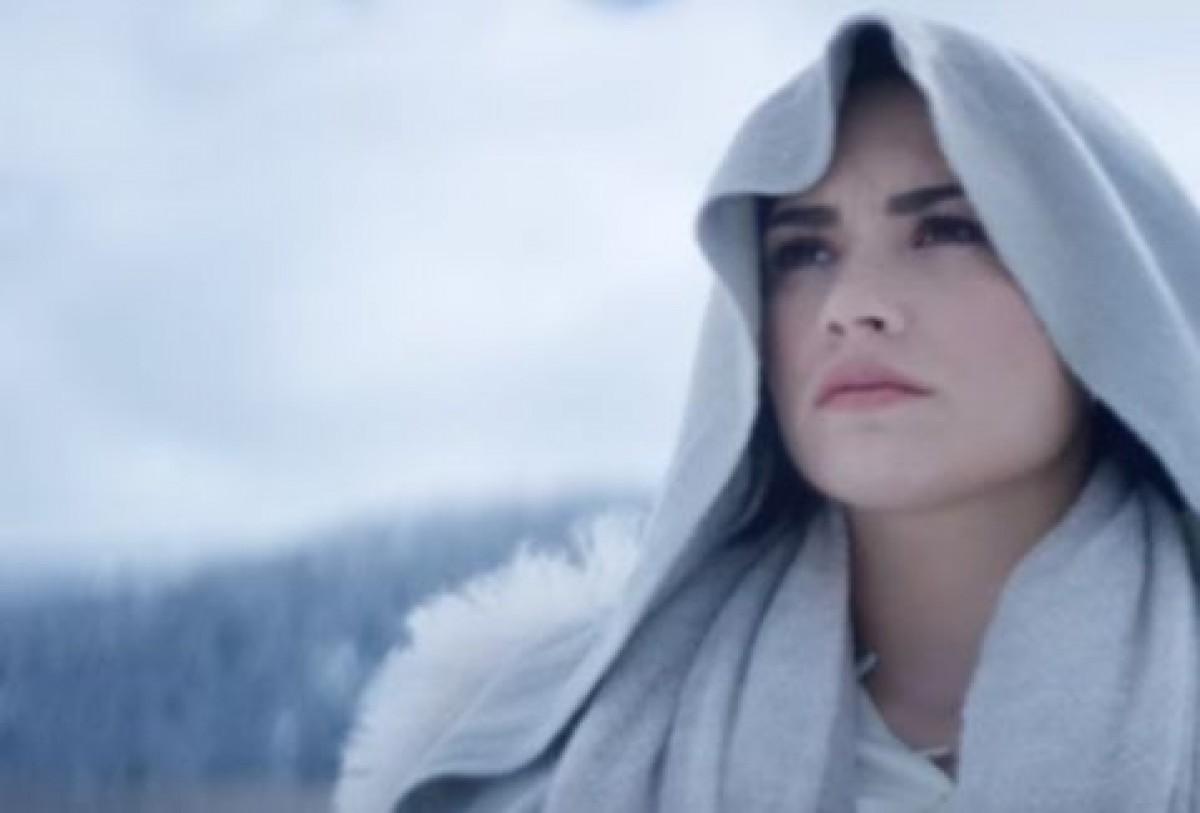 Stone Cold de Demi Lovato ya tiene videoclip