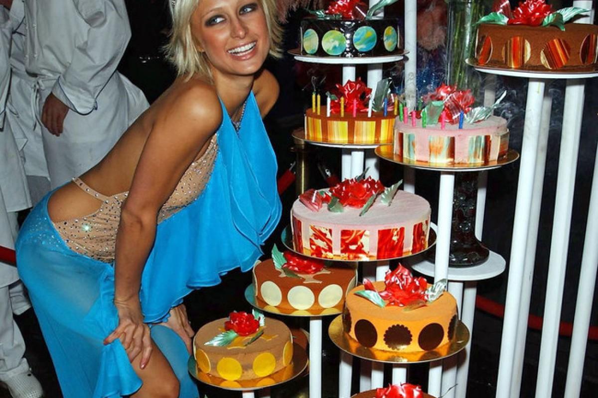¿Como celebró Paris Hilton su cumpleaños?