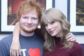 Taylor Swift envía un mensaje a Ed Sheraan por su cumpleaños