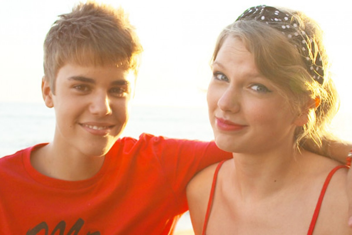 Taylor Swift no quiere ver a Justin Bieber en The Grammy Awards