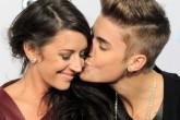 Justin Bieber se reconcilió con su mamá
