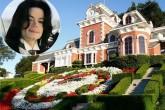 Neverland, la casa de Michael Jackson desde un drone