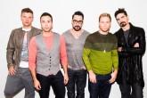 Vuelven los Backstreet Boys